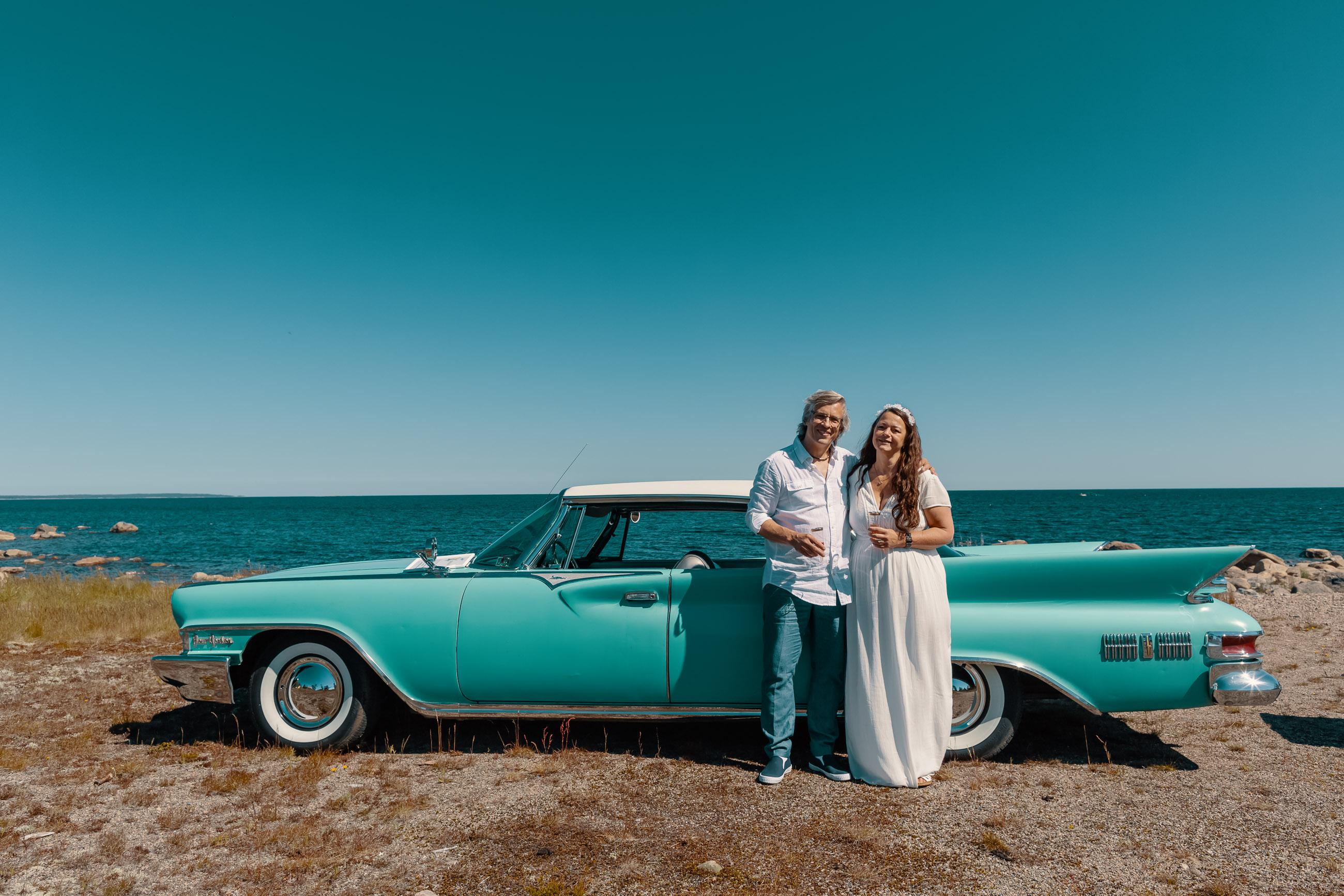 Stort grattis till Patrik och Madeleine! Gifta idag, 16 juni 2019!